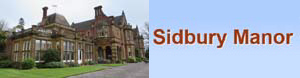 Sidbury Manor - open days, open garden tours, special events