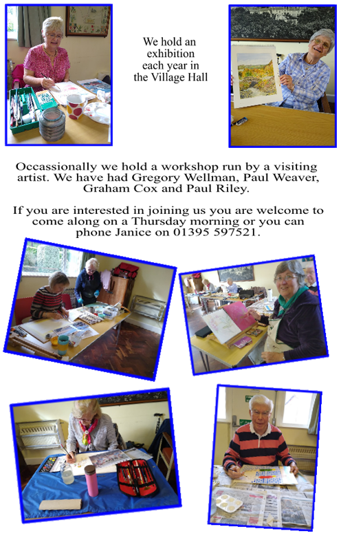 Sidbury Art Group