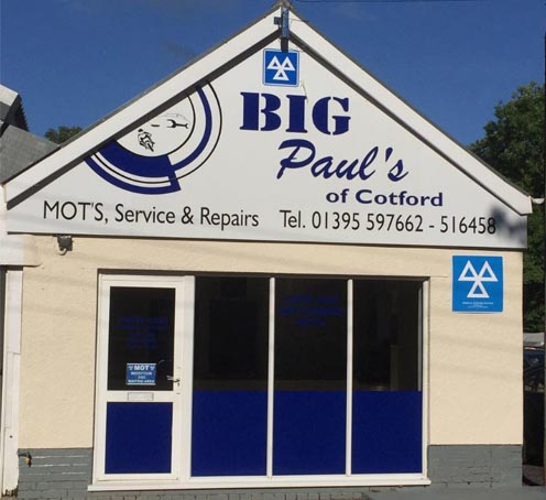 Big Paul's Garage
