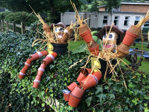 The Flower Pot Men