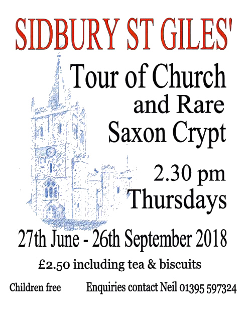 Tour of St Giles