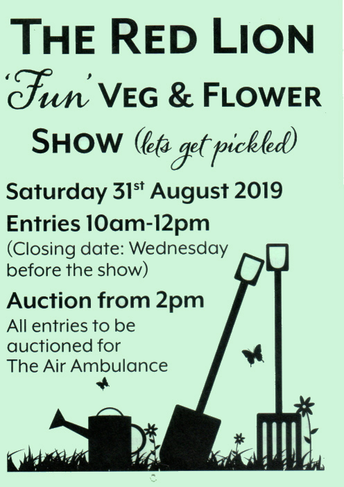 Veg and Flower Show