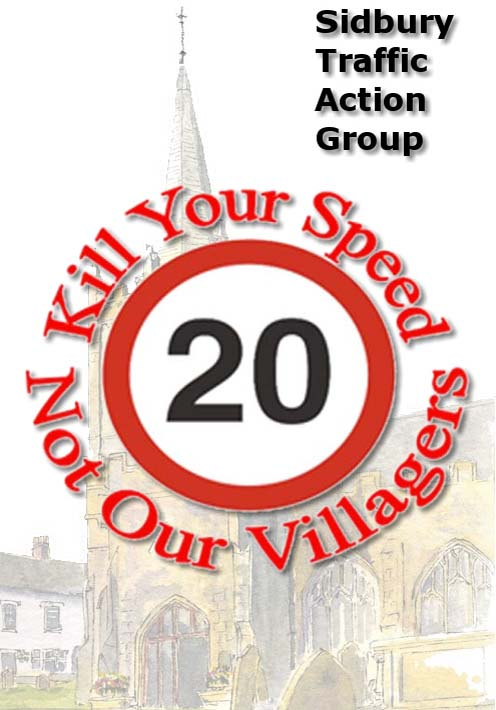 Kill your speed campaign logo
