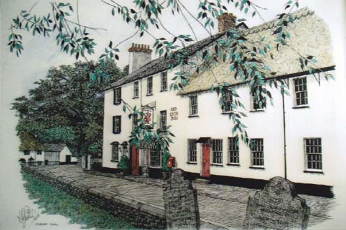Red Lion Inn B&B