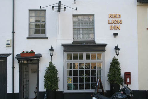 Red Lion Inn Sidbury