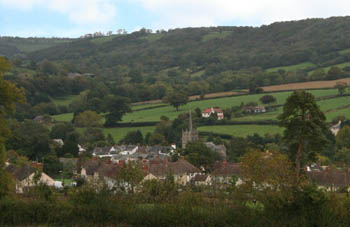 Mincombe Barn B&B