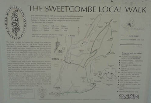 The Sweetcombe Local Walk